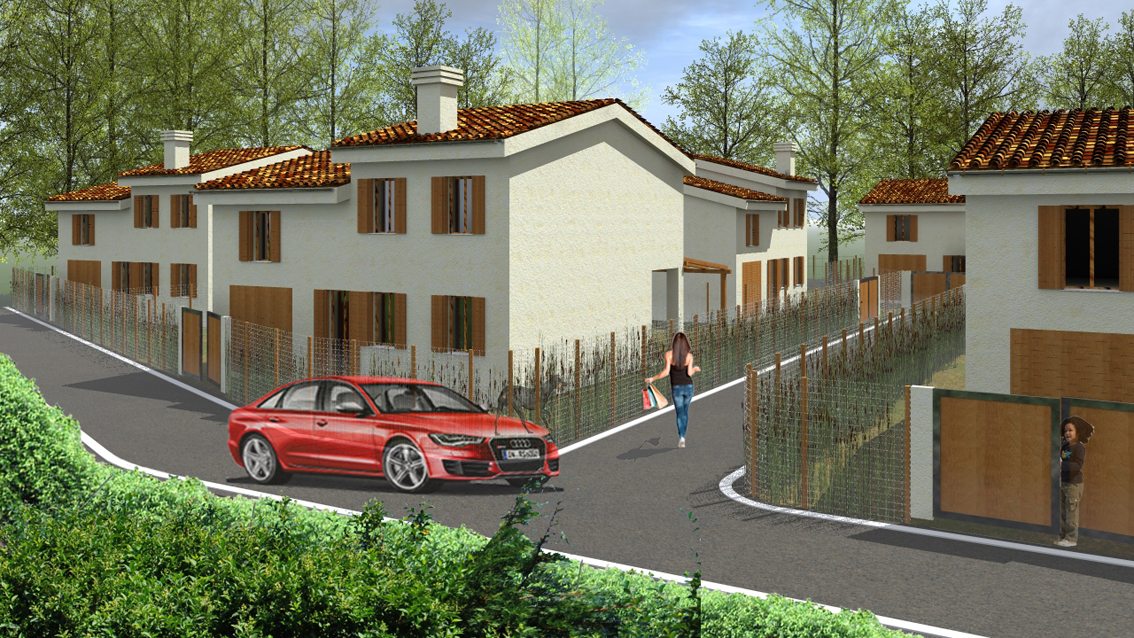Eurocasa immobiliare chioggia ve for Costo della costruzione di una casa con 3 camere da letto