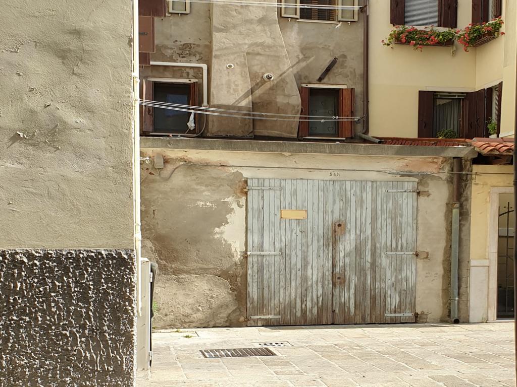 CHIOGGIA, SPAZIOSO GARAGE