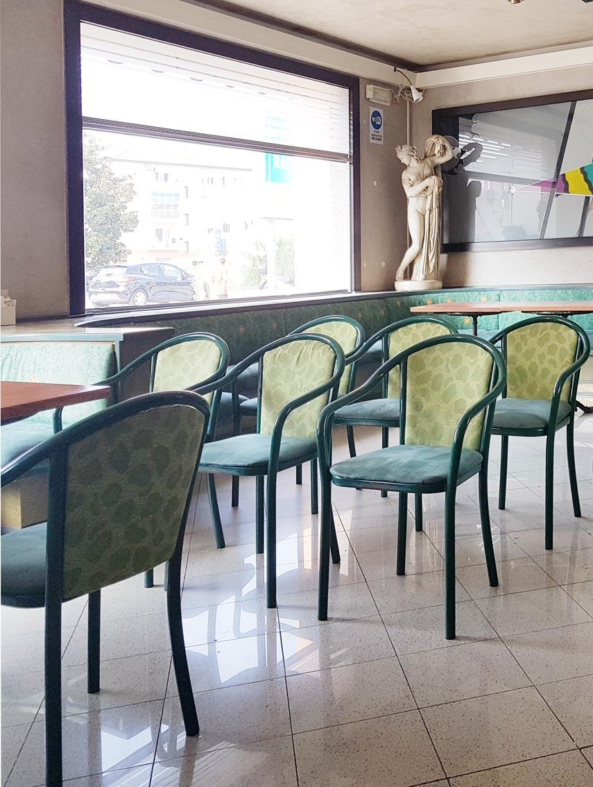 BAR CAFFETTERIA, BIRRERIA