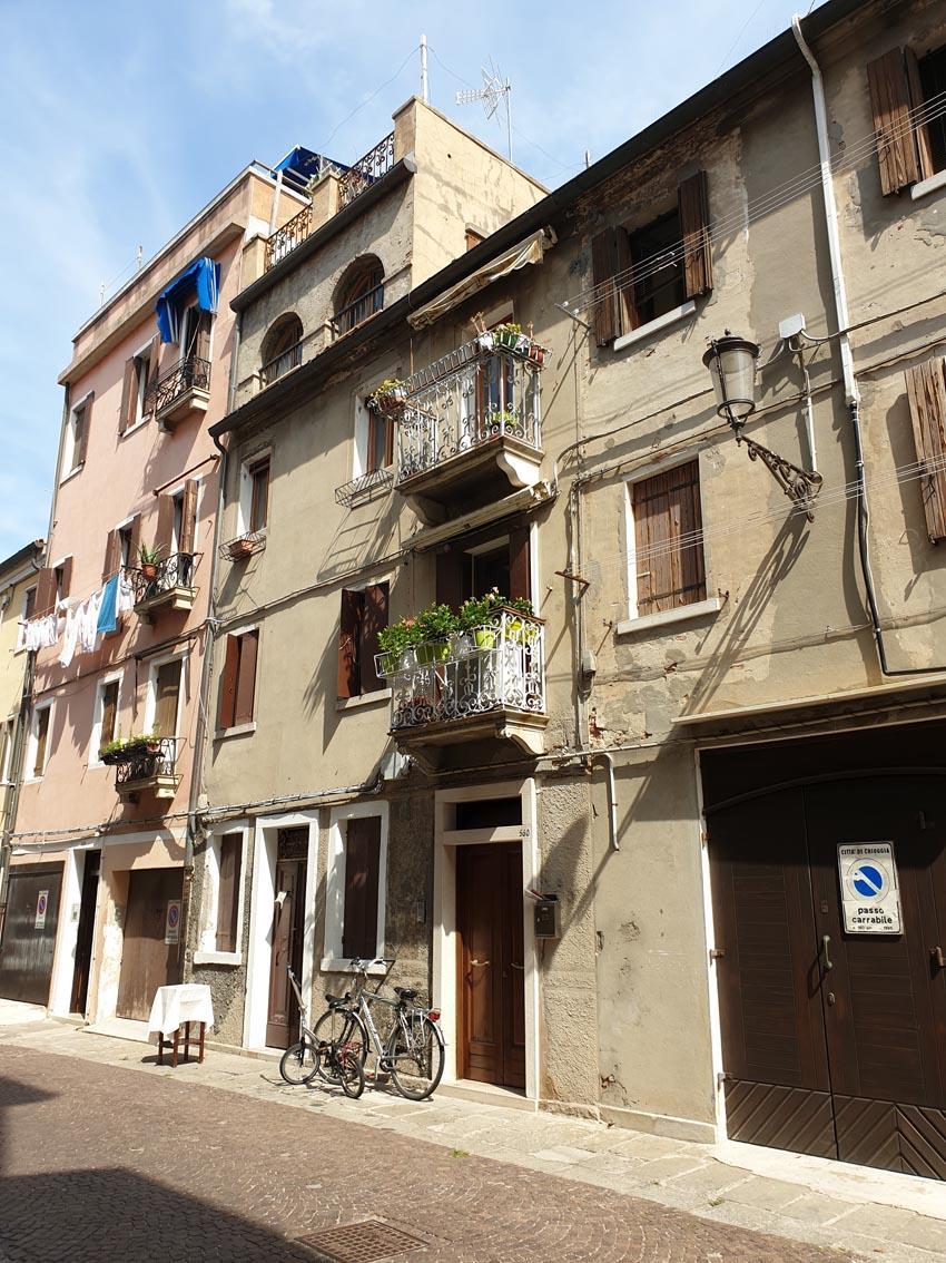 Calle Larga Bersaglio,