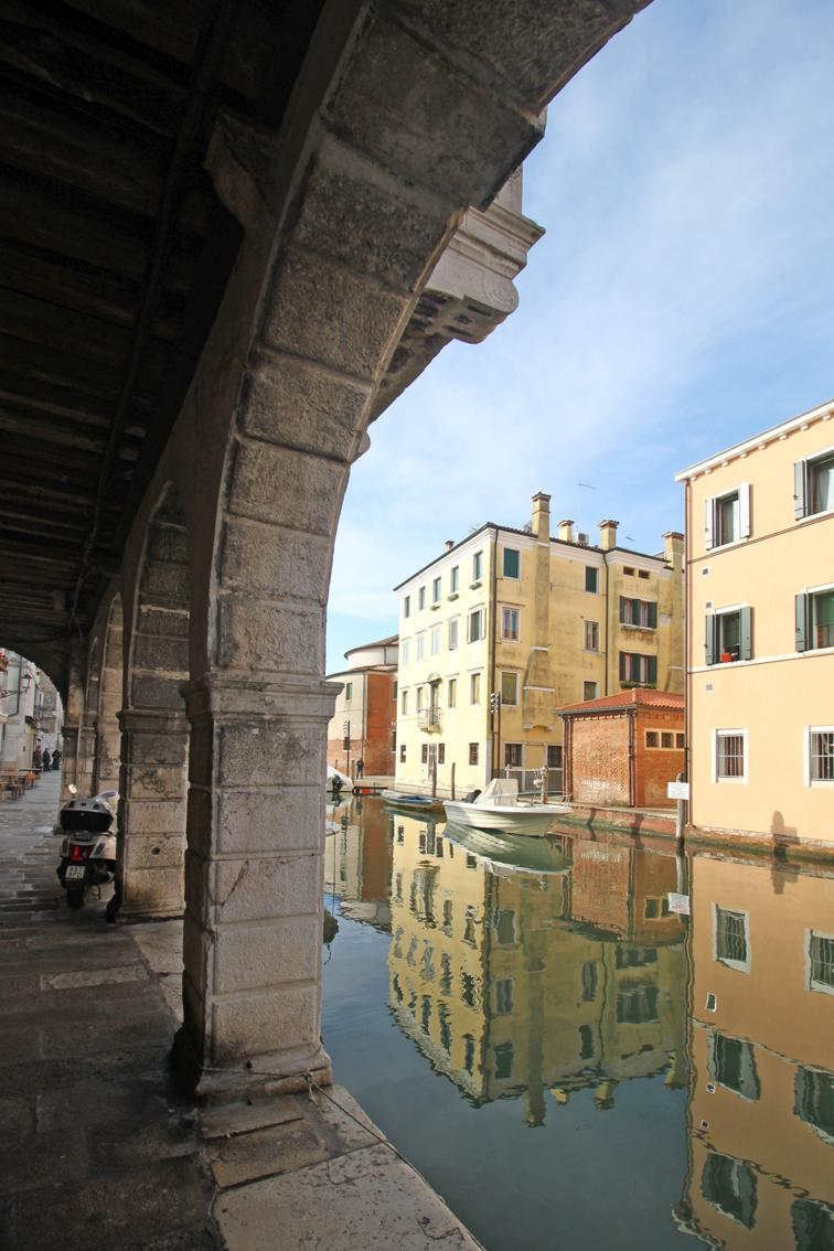APPARTAMENTO VISTA CANAL VENA