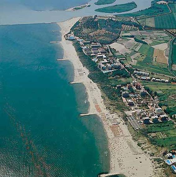 Appartamento vicino al mare di Isola Verde a Chioggia