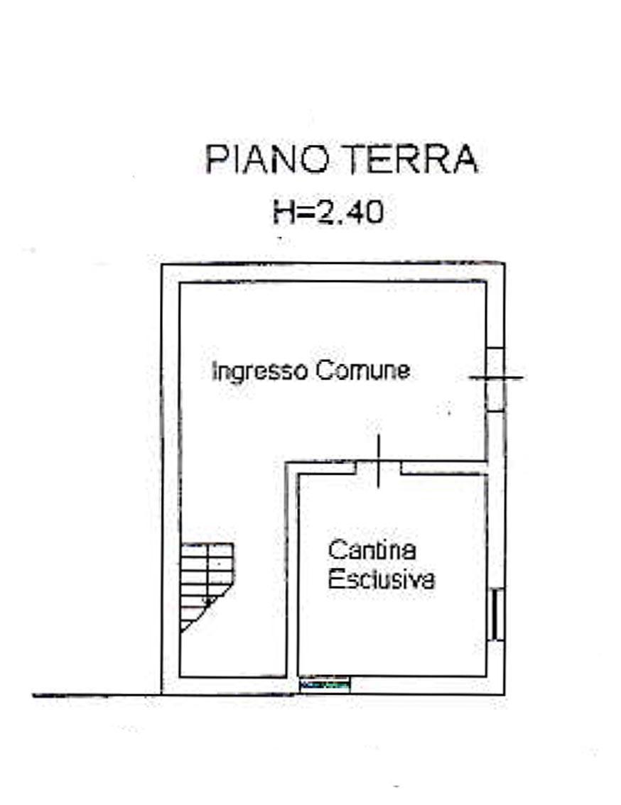 CHIOGGIA ARREDATO CON CANTINA