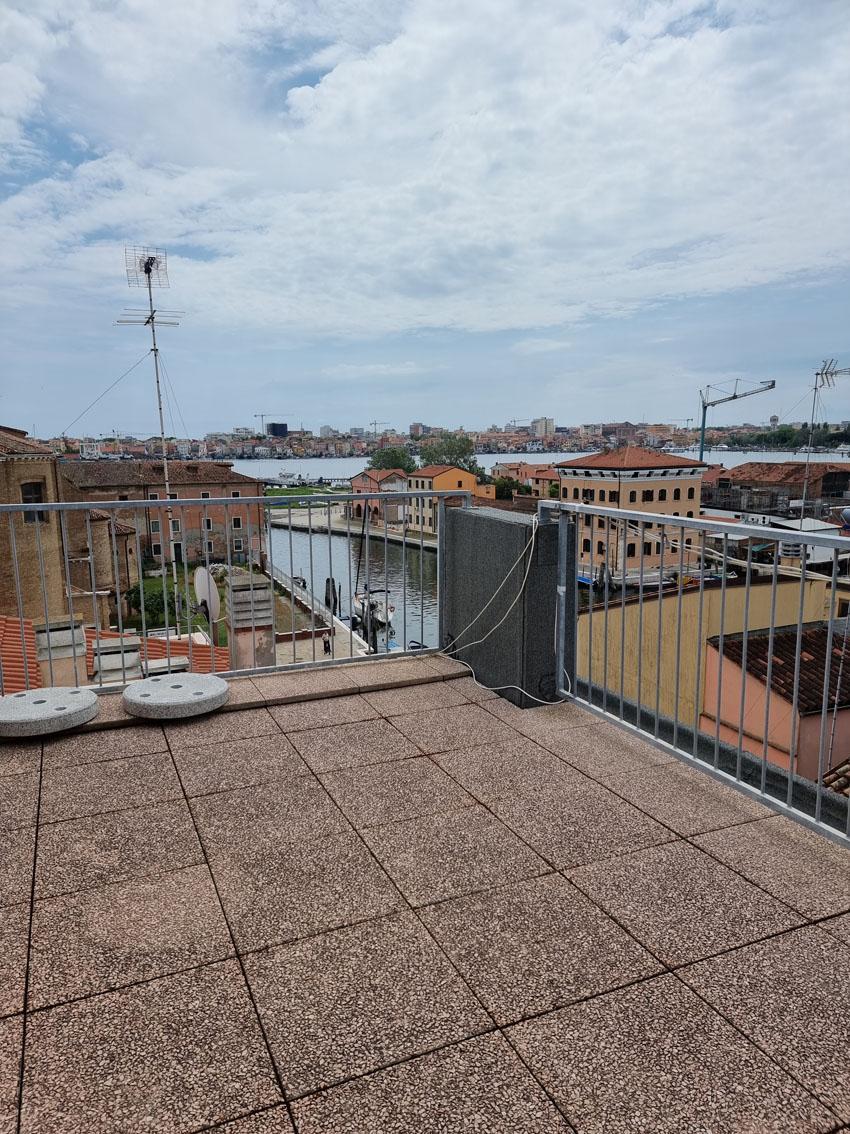 CHIOGGIA VISTA RIVA CANAL SAN DOMENICO